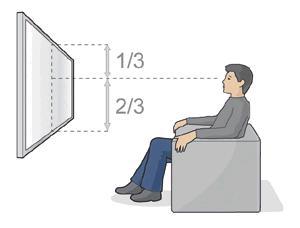 Muurbeugels tv kopen waar moet je op letten kieskeurig nl - Televisie suspendue mur ...